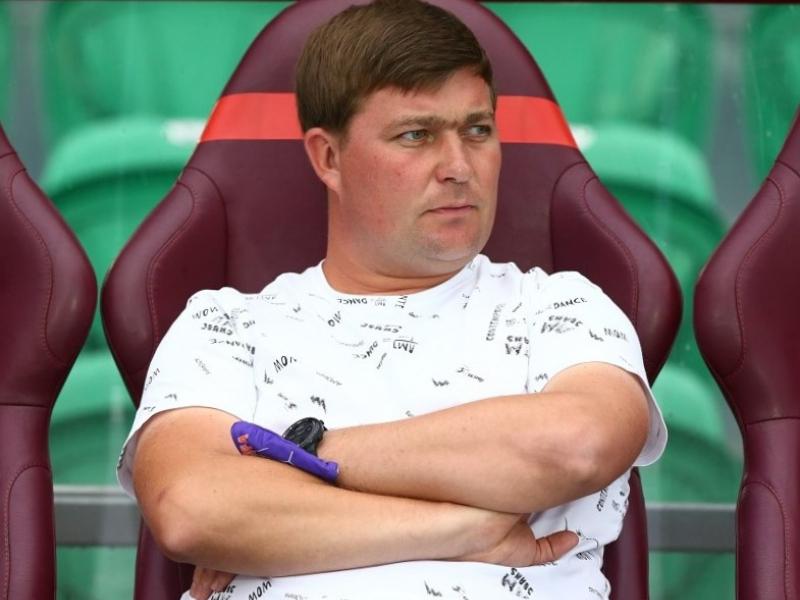 Алексей Стукалов: «Второй тайм даёт позитивный импульс на следующую игру»